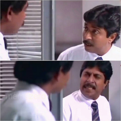 Sreenivasan Malayalam Movie Plain Memes, Troll Maker, Blank Meme