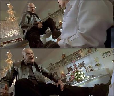 Shivaji The Boss Plain Meme Of Rajnikanth Screenshots Meme