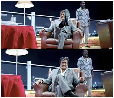 Kabali Plain Meme Of Rajinikanth Screenshots Meme Photo Comments